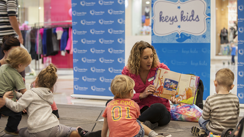 Free Storytime and Craft for kids!